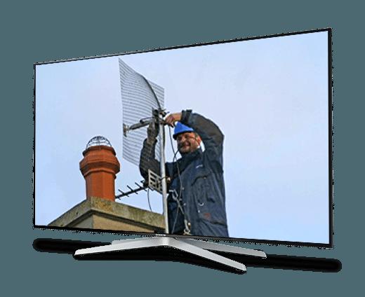 aerial repairs image